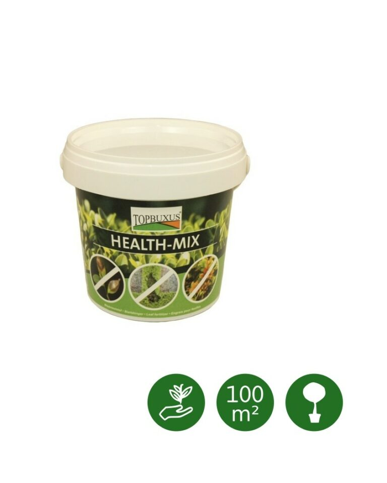 Topbuxus Health-Mix - 10 Tabletten