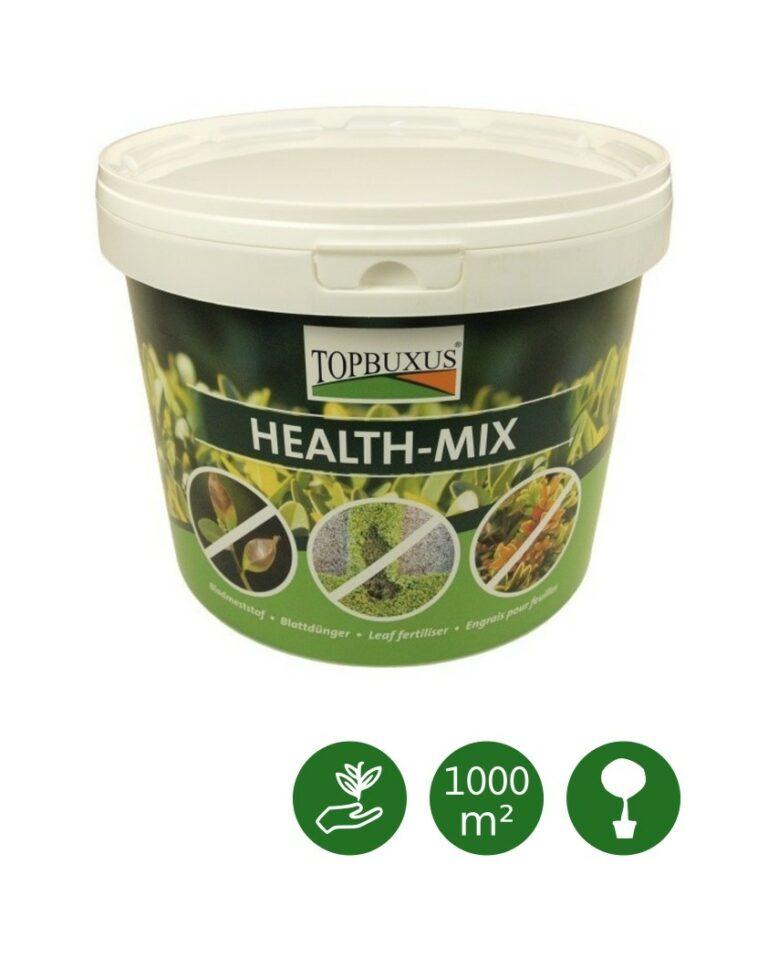 Topbuxus Health-Mix - 100 Tabletten