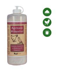 Agrinova MILBENFREI 1 Liter Stäubeflasche