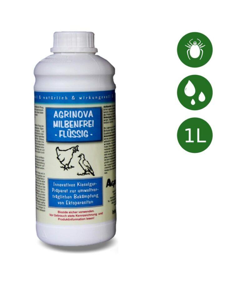 Agrinova Milbenfrei Flüssig Konzentrat - 1 Liter
