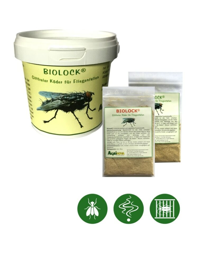 Biolock® Fliegenköder