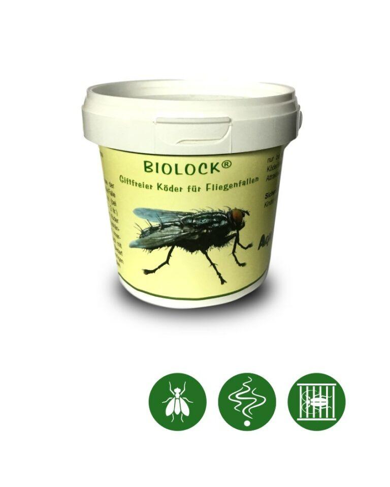 Biolock® Fliegenköder - 400g Dose
