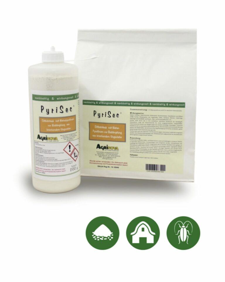 PyriSec Stäubepulver ® (ohne PBO) - 0,2 kg
