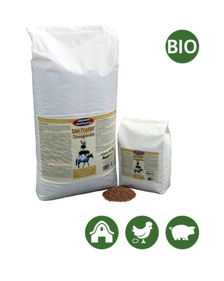 DIATOMIN® Streugranulat - 25 kg