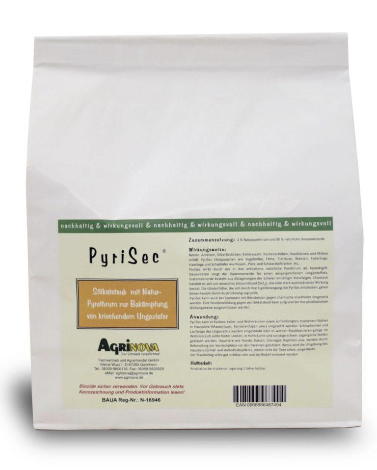 PyriSec Stäubepulver ® (ohne PBO) - 10 kg
