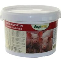 MuscaMortin® Larvizid & Adultizid 1,5kg