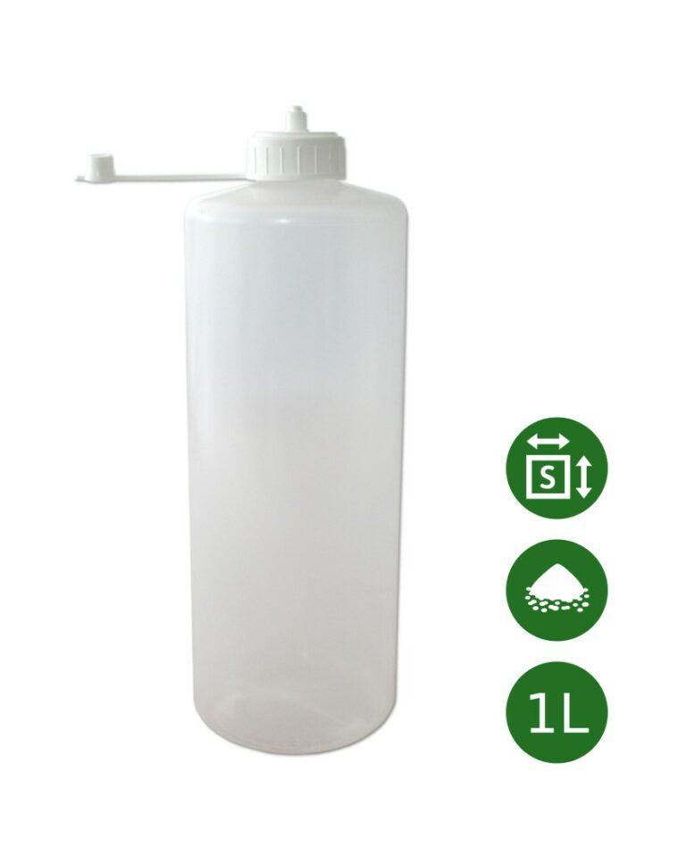Stäubeflasche 1 L (leer)