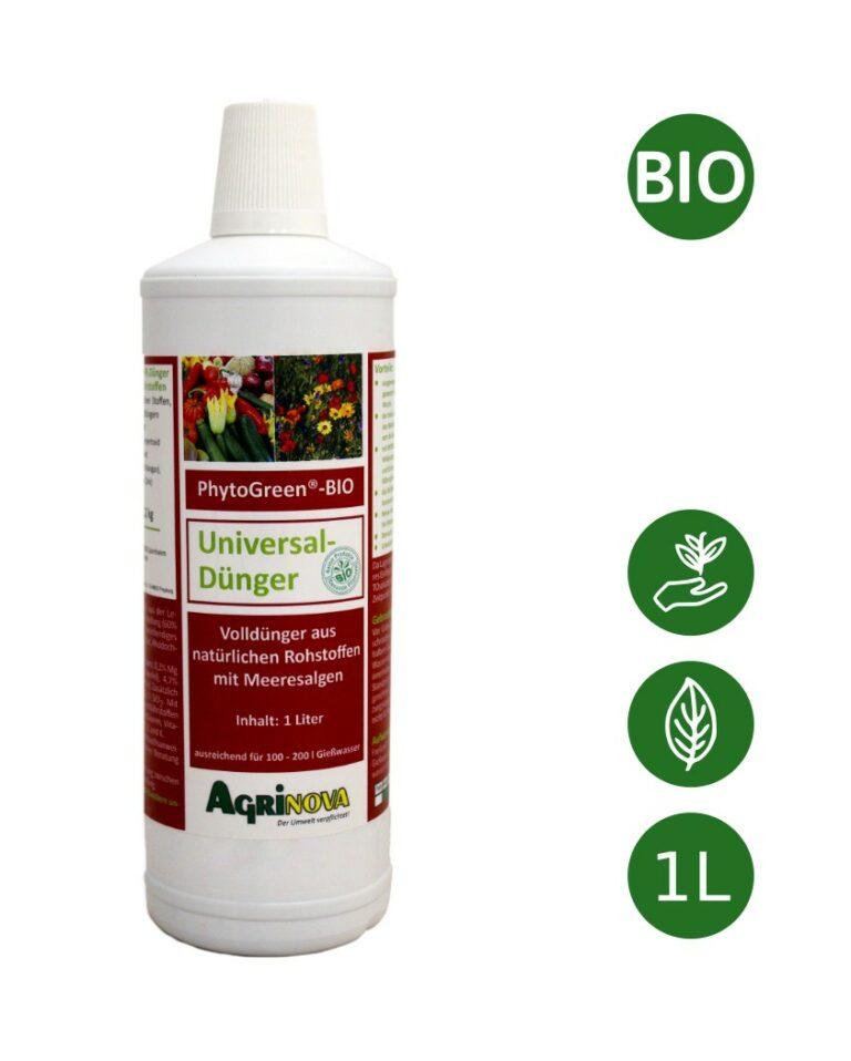 PhytoGreen®-BIO Universaldünger