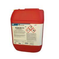 Agacid 5+ Inhalt:10 l- Kanne