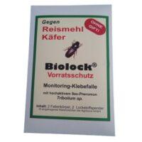 Biolock® Reismehlkäferfalle (Tricolium sp.) 2 FALLEN + 2 LOCKSTOFFE (2-TEILIG)/SE