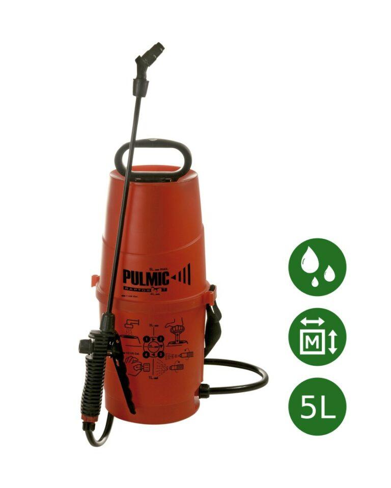 PULMIC RAPTOR 7 Drucksprühgerät