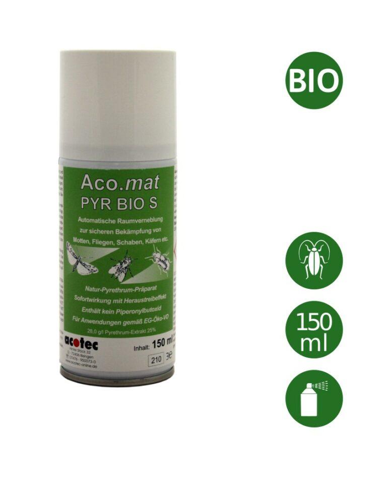 Aco.mat PYR BIO S Trockennebelautomat