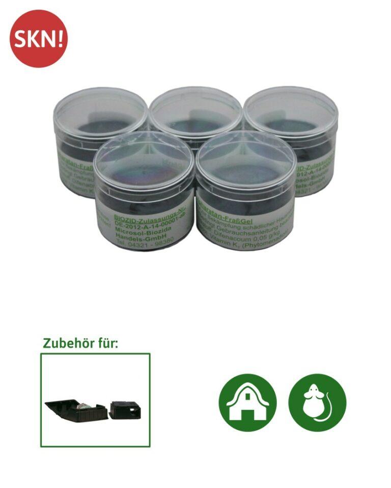 ALPHARATAN®-FraßGel (5 x 10g)