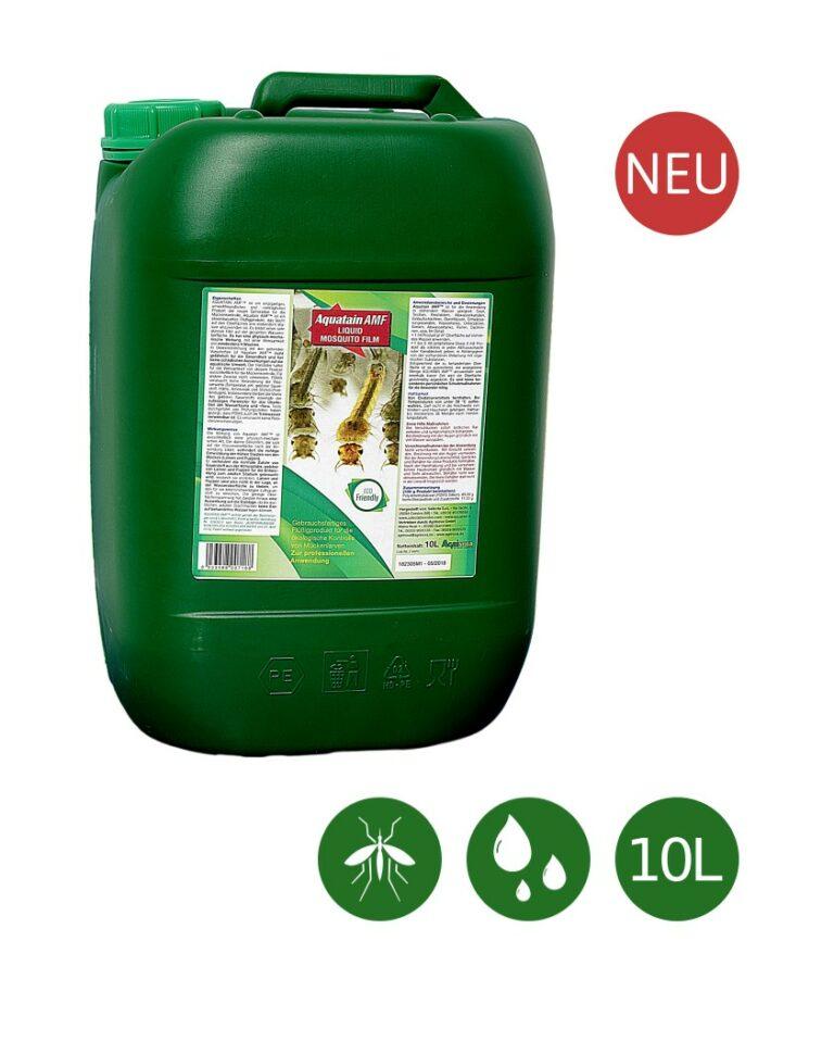 Aquatain AMF™ Innovation gegen Stechmücken - 10L