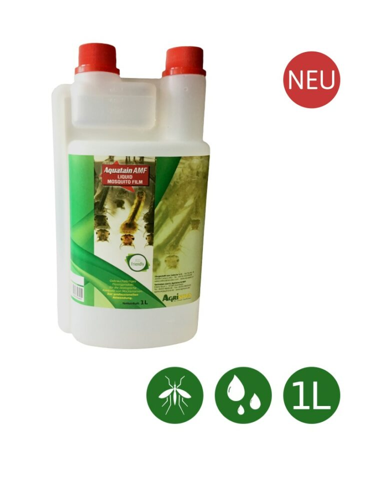 Aquatain AMF™ Innovation gegen Stechmücken - 1L