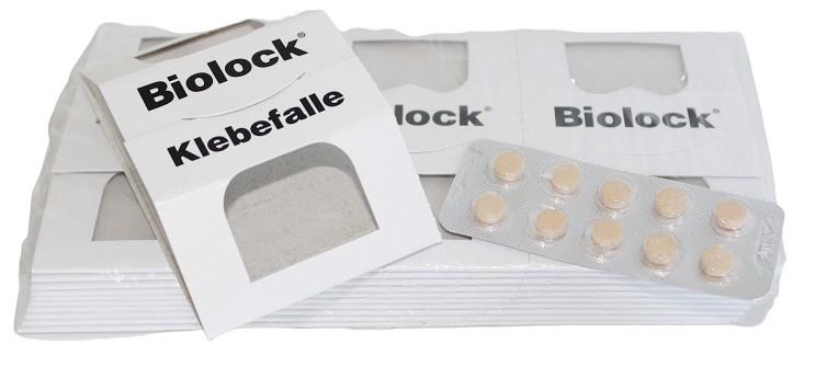 Schabenfalle und Lockstoff-Tabletten Set