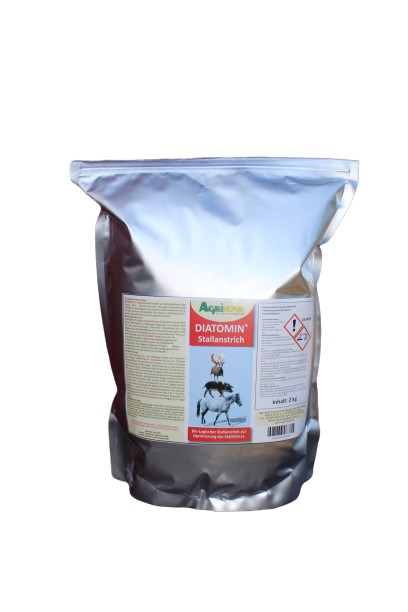 DIATOMIN® Stallanstrich - 2 kg