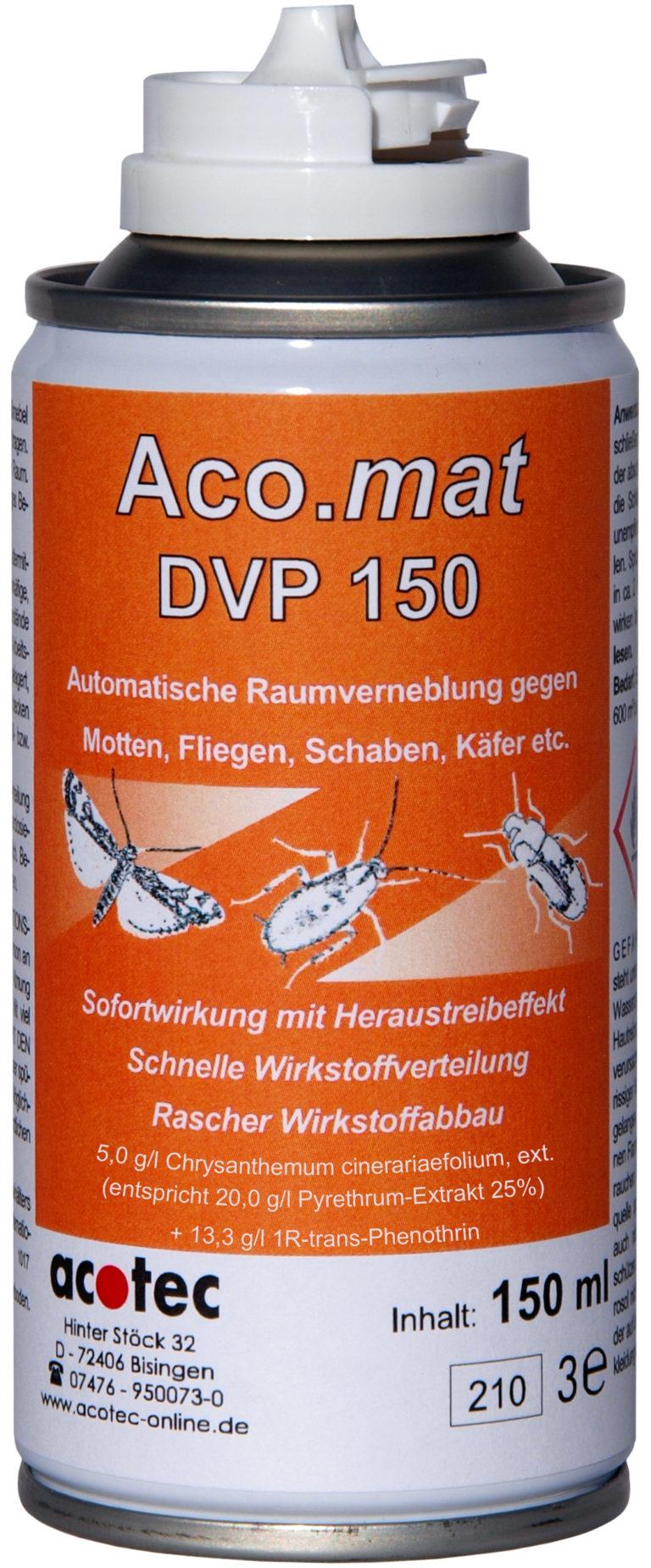 Aco.mat Trockennebelautomat DVP
