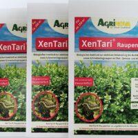 3 x Agrinova XenTari® Raupenfrei 25 g (75 Gramm Sparpack)