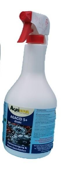 AGACID 5+ direkt - 1 kg gebrauchsfertig