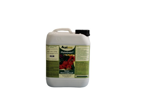 PhytoGreen®- Algensaft 5L