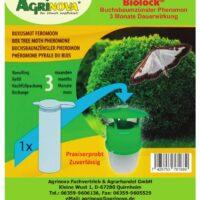 Buchsbaumzünsler 3-Monats-Pheromon 2 Stück/Set - Nachrüstset für die Buchsbaumzünslerfalle 409047