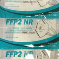 FFP2 Maske 3er Set (zum einmaligen Gebrauch)