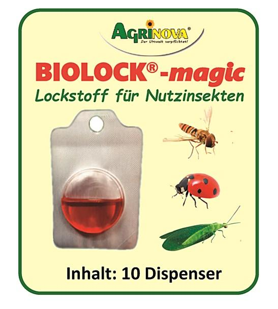 BIOLOCK magic 10er Set