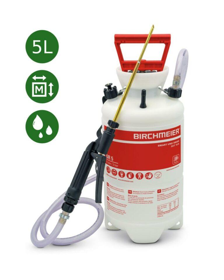 Birchmeier® DR5 Profi-Pulverzerstäuber