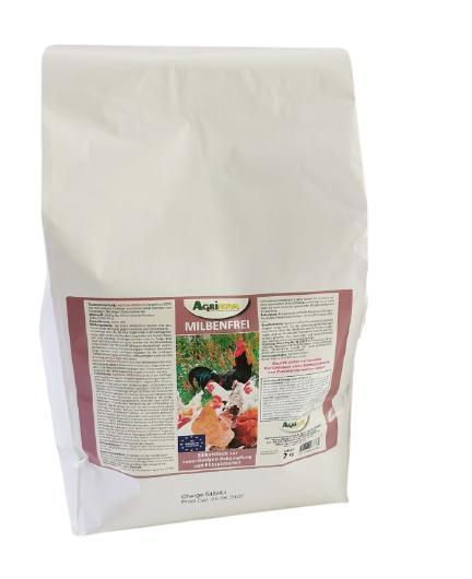Agrinova MILBENFREI Stäubepulver - Inhalt: 2 kg